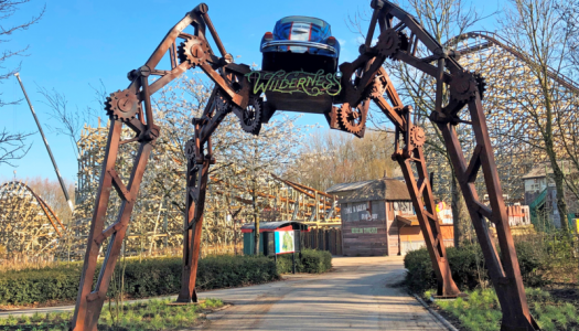 MK Themed Attractions transforms unused land at Walibi Holland into unique Wilderness themed attraction