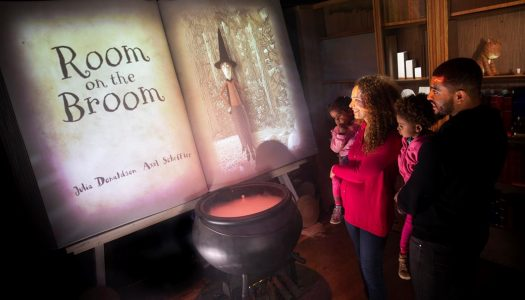 Sarner creates interactive projects for Chessington World of Adventures and Museum of London