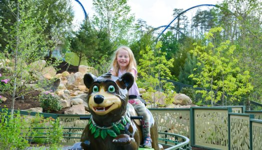 Dollywood opens $37 million Wildwood Grove, its largest ever expansion