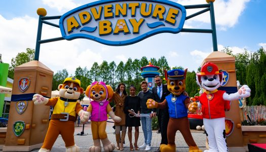 PAW Patrol pups find home in 'Adventure Bay' Germany