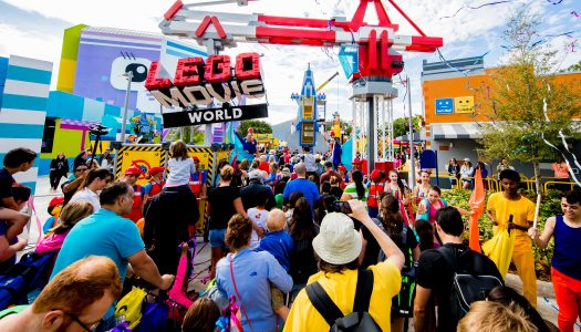 Legoland Florida Resort opens largest expansion with debut of The Lego Movie World