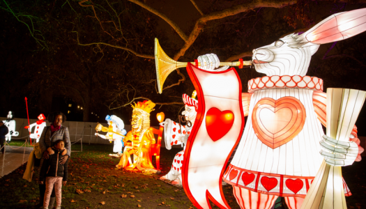Alice in Winterland comes to Lightwater Valley this Christmas