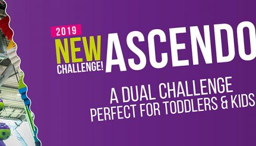 Clip n Climb is launching the new Ascendor challenge