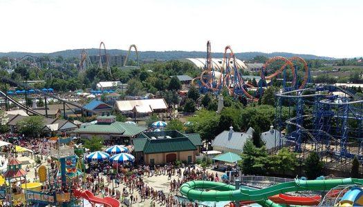 Hersheypark unveils its new Candymonium rollercoaster
