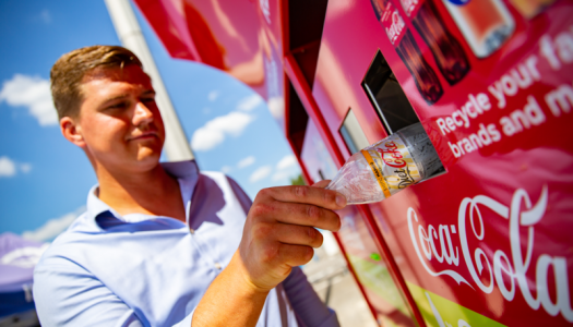 Merlin partners with Coca-Cola Great Britain to exchange plastic bottles for discounts