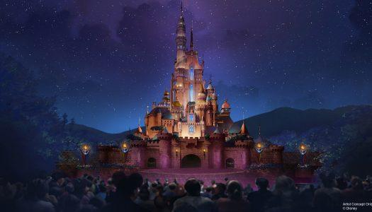 Hong Kong Disneyland's transformed castle named the 'Castle of Magical Dreams'