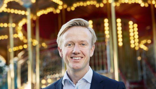 Andreas Andersen returns as CEO of Liseberg