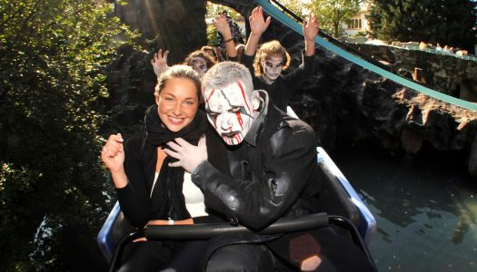 Europa-Park immersed in a spooky Halloween