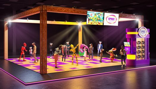 Holodeck VR rebrands as SPREE Interactive and partners with IAAPA Expo Europe