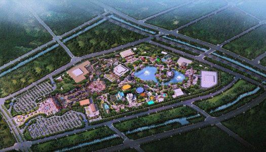Fantawild Theme Park to open in Jingzhou, China