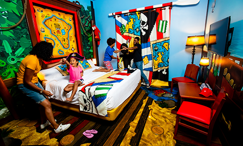 Pirate Island Hotel to open at Legoland Florida Resort in April 2020