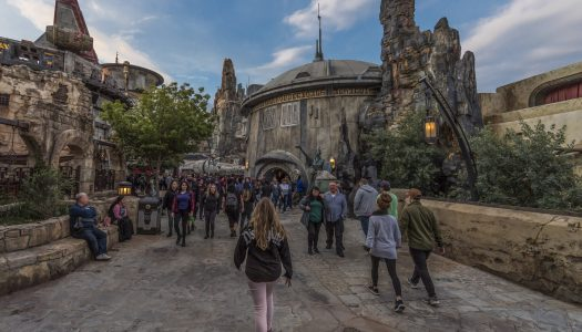 Disney's Star Wars: Galaxy's Edge takes experiential story telling and the theme park experience to new heights