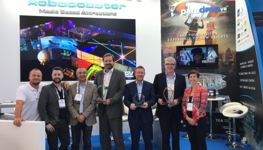 Simworx launches two new products at IAAPA Expo Europe
