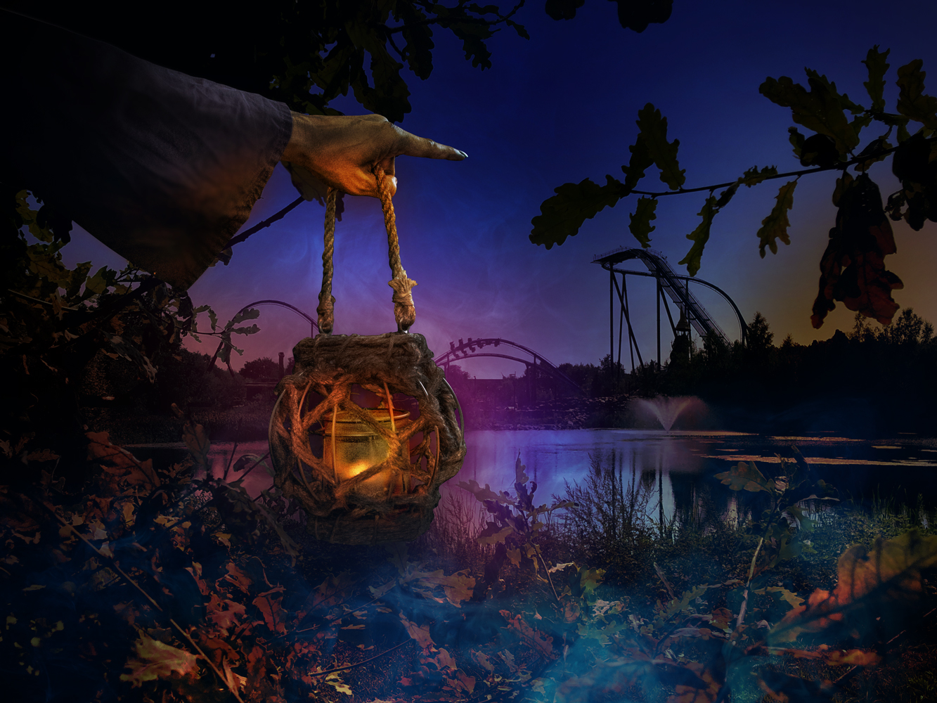 Halloween Toverland 2019.Toverland Unveils New Halloween Nights Walkthrough