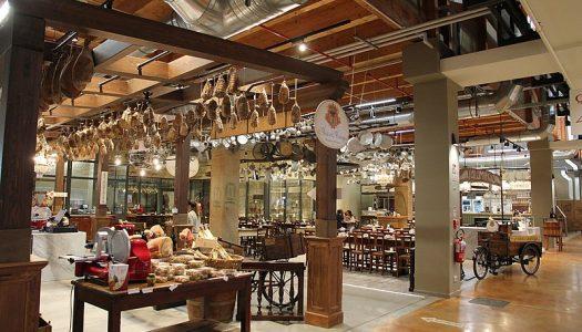 Zamperla reveals plans for indoor amusement park at FICO Eataly World