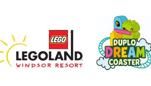 New DUPLO Dream Coaster coming to Legoland Windsor