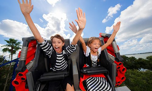 Ahoy there captain! 'Year of the Pirate' is coming to Legoland Florida Resort in 2020