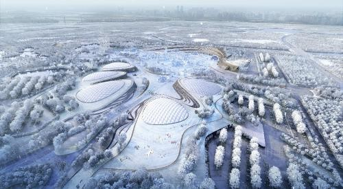 Harbin Ice-Snow World All Seasons Ice-Snow Project given the go ahead