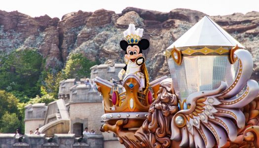 Tokyo Disney Resort boasts impressive attendance figures