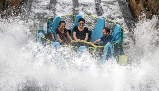 SeaWorld Orlando debuts Infinity Falls from Intamin