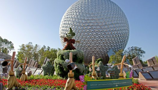 Epcot's transformation to include a new meet-and-greet experience with Mickey Mouse