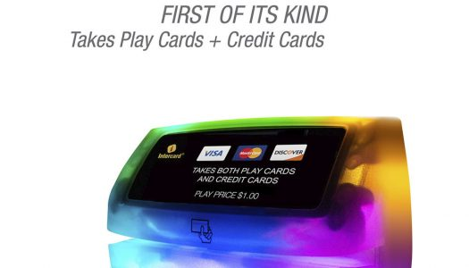 Intercard to showcase iReader Impulse at IAAPA Expo 2019