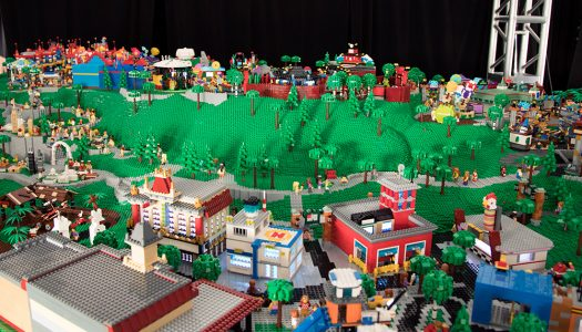 Lego Factory Adventure announced at Legoland New York Resort, Holovis and ETF Ride Systems