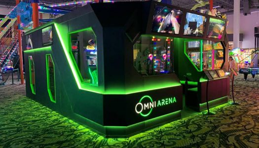 Omni Arena debuts at Andretti Indoor Karting & Games, Orlando