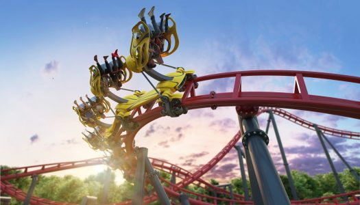 S&S Worldwide announces the Axis Coaster