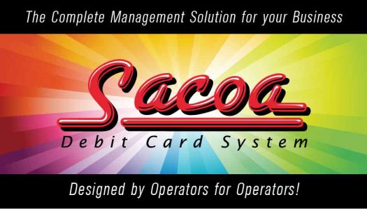 Sacoa to showcase latest products at IAAPA Expo 2019