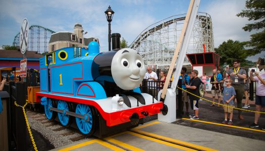 Thomas & Friends find a new home at Kennywood