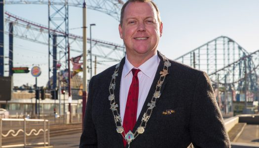 Blackpool Pleasure Beach's Nick Thompson to open InterFun Expo 2020