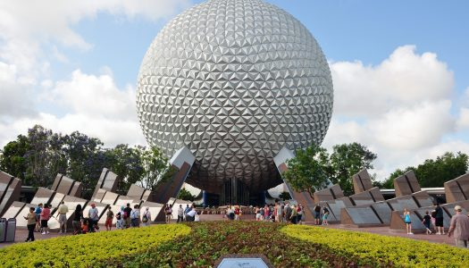 Epcot gears up for changes in early 2020