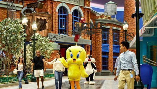 Guinness World Records names Warner Bros World Abu Dhabi world's largest indoor theme park