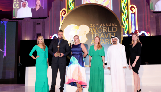 Yas Island sweeps up multiple awards in 2019