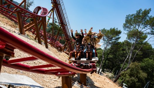 Pioneer coaster adds more Wild West thrills to OK Corral