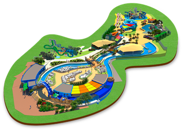Attractions announced for Legoland Water Park Gardaland
