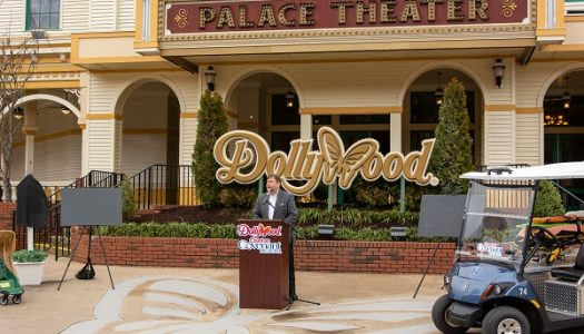 Dollywood names Covenant Health as official health system partner