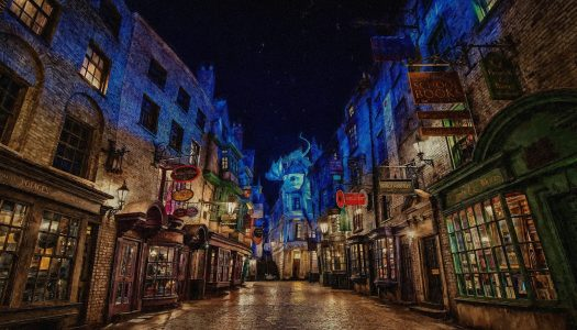 Harry Potter theme park due to open in Tokyo in 2023
