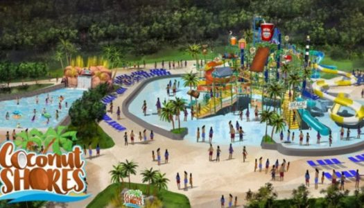Kings Dominion's Coconut Shores to undergo renovation