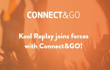 Kool Replay teams up with Connect&GO