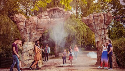 Land of Legends brings new thrills to Bobbejaanland