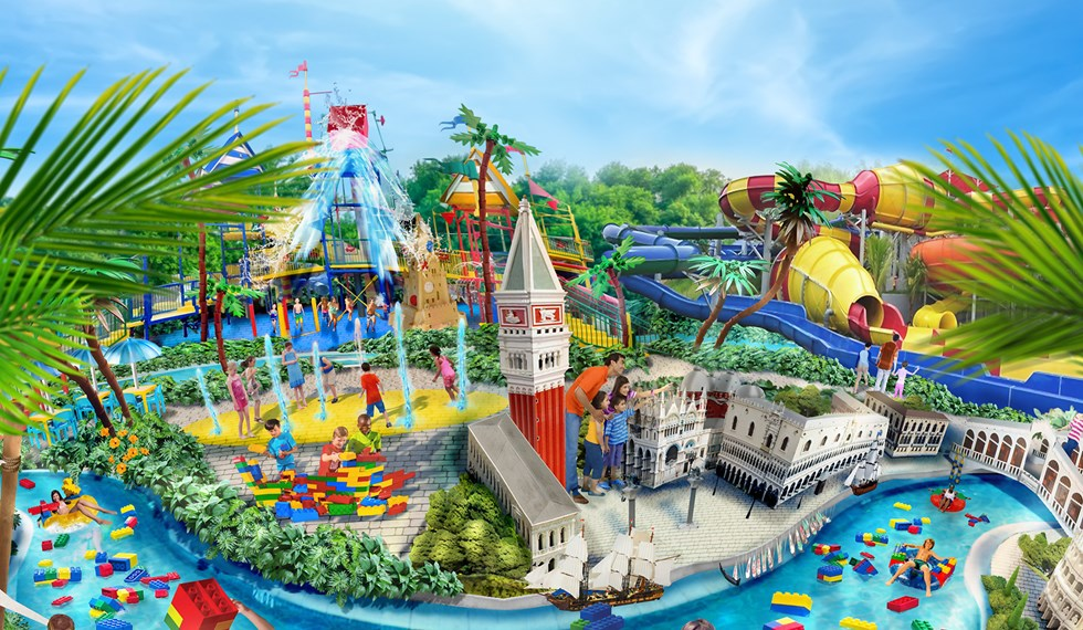 Legoland Water Park Gardaland to feature Beach Party ...