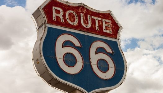 New Route 66 theme for Pacific Park rollercoaster