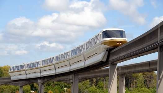 New monorails to open at Tokyo Disney Resort in May