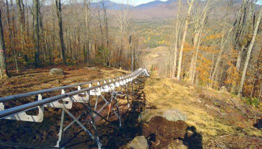 New mountain coaster to open at Lake Placid Olympic Facility