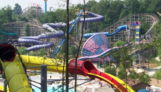 New water coaster to open and Holiday World and Splashin' Safari, Indiana