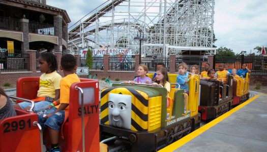 Changes being made to attractions at Kennywood Park, Pennsylvania