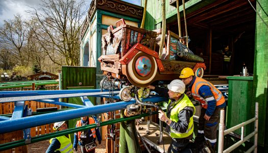 Max & Moritz to launch at Efteling this spring