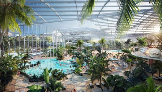 Planning approved for wellbeing resort Therme Manchester